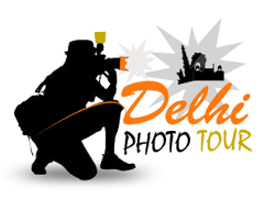 Delhi Photo Walks Logo